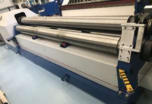 Accuroll Plate Rolls | 12mm capacity | 3.1m length | Motorised | Pyramid Type