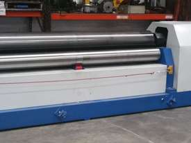 Accuroll Plate Rolls | 12mm capacity | 3.1m length | Motorised | Pyramid Type  - picture1' - Click to enlarge