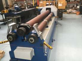 Accuroll Plate Rolls | 12mm capacity | 3.1m length | Motorised | Pyramid Type  - picture2' - Click to enlarge