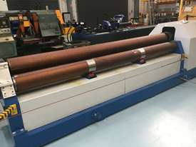 Accuroll Plate Rolls | 12mm capacity | 3.1m length | Motorised | Pyramid Type  - picture3' - Click to enlarge