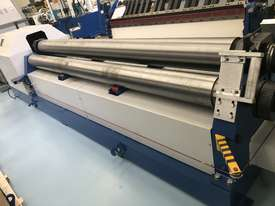 Accuroll Plate Rolls | 12mm capacity | 3.1m length | Motorised | Pyramid Type  - picture0' - Click to enlarge