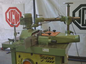 Heavy duty Sliding Table  spindle moulder - picture2' - Click to enlarge