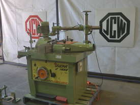 Heavy duty Sliding Table  spindle moulder - picture3' - Click to enlarge