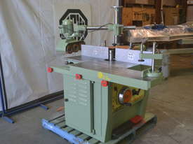 Heavy duty Sliding Table  spindle moulder - picture4' - Click to enlarge