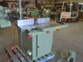 Heavy duty Sliding Table  spindle moulder - picture5' - Click to enlarge