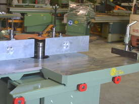 Heavy duty Sliding Table  spindle moulder - picture6' - Click to enlarge