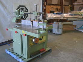 Heavy duty Sliding Table  spindle moulder - picture9' - Click to enlarge