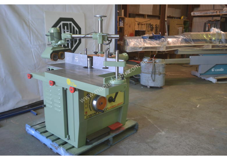 Heavy duty Sliding Table  spindle moulder