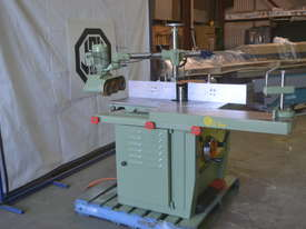 Heavy duty Sliding Table  spindle moulder - picture10' - Click to enlarge