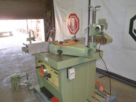 Heavy duty Sliding Table  spindle moulder - picture11' - Click to enlarge