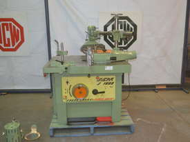 Heavy duty Sliding Table  spindle moulder - picture12' - Click to enlarge