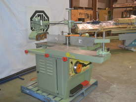 Heavy duty Sliding Table  spindle moulder - picture13' - Click to enlarge