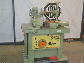 Heavy duty Sliding Table  spindle moulder - picture15' - Click to enlarge