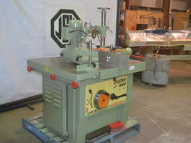Heavy duty Sliding Table  spindle moulder - picture17' - Click to enlarge