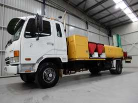 Mitsubishi FK600 Fighter Cab chassis Truck - picture0' - Click to enlarge