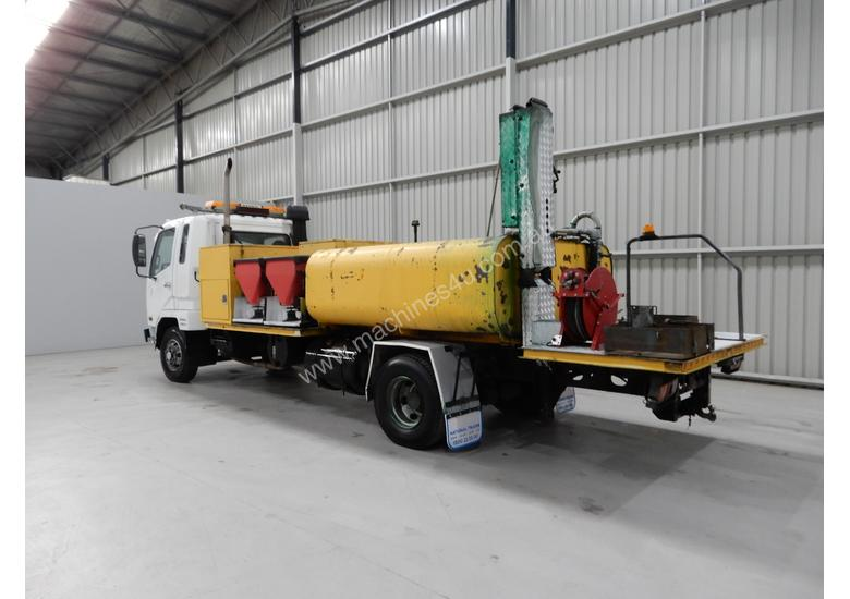 Mitsubishi FK600 Fighter Cab chassis Truck
