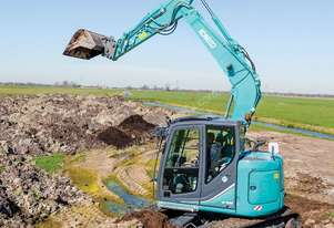 kobelco 8 Tonne Excavator with Buckets for HIRE