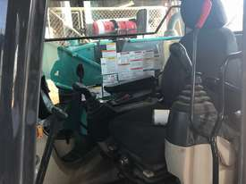 kobelco 8 Tonne Excavator with Buckets for HIRE - picture2' - Click to enlarge