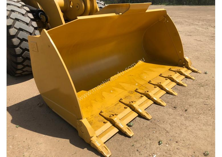 LATE MODEL CATERPILLAR 950GC WHEEL LOADER