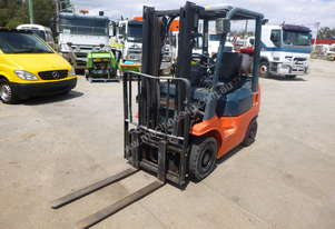 1999 Toyota 42-7FG15 1.5 Tonne Container Forklift - In Auction
