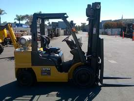 Nissan 3T Used LPG Forklift UGL02A30U - picture4' - Click to enlarge