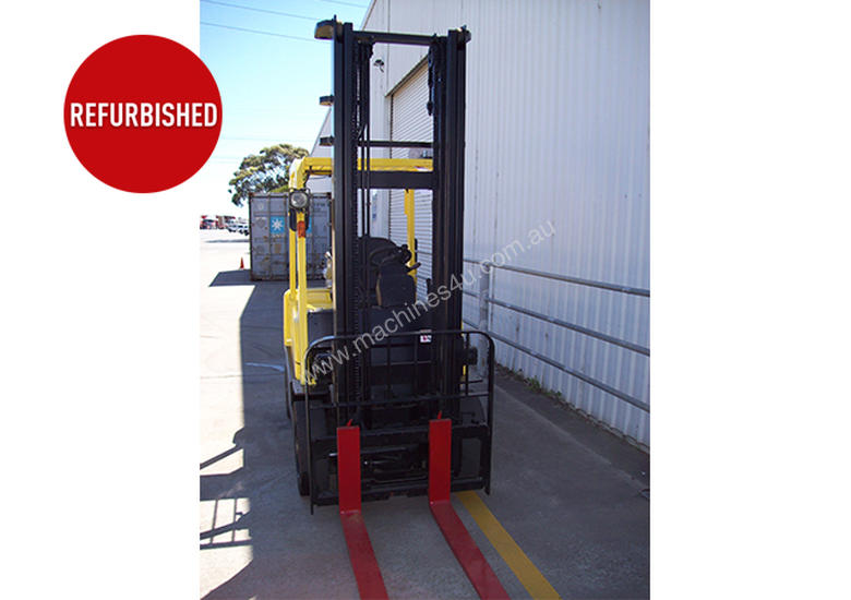 Dealer Refurbished 2.5T Counterbalance Forklift