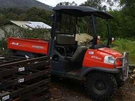 Used Kubota RTV900W - picture1' - Click to enlarge