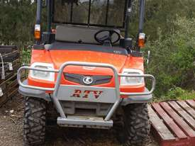 Used Kubota RTV900W - picture2' - Click to enlarge
