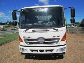 Hino FC 1022-500 Series Tipper Truck - picture2' - Click to enlarge