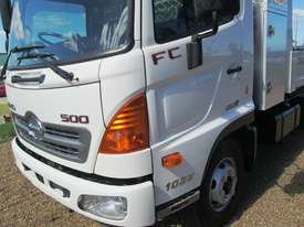 Hino FC 1022-500 Series Tipper Truck - picture7' - Click to enlarge