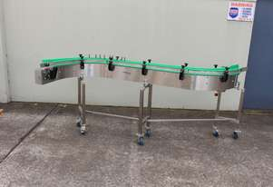 Fallsdell Machinery S Shaped Conveyor