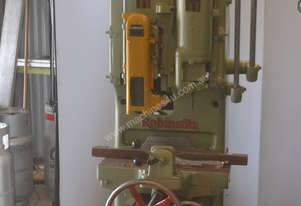 Heavy duty chain & chisel mortiser
