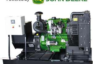 85kVA, 3 Phase, Diesel Generator with John Deere Engine