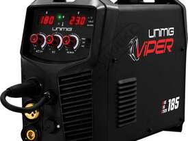VIPER 185 Multi-Function Inverter Welder-MIG-TIG-MMA 30-180 Amps #KUMJRVWM185 - picture2' - Click to enlarge