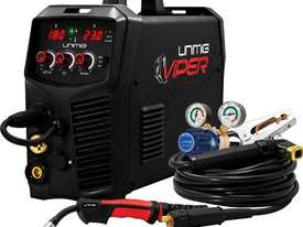 VIPER 185 Multi-Function Inverter Welder-MIG-TIG-MMA 30-180 Amps #KUMJRVWM185 - picture3' - Click to enlarge