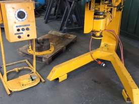 USED WELDING POSITIONER - picture2' - Click to enlarge