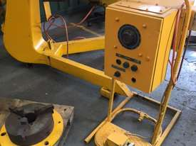 USED WELDING POSITIONER - picture3' - Click to enlarge