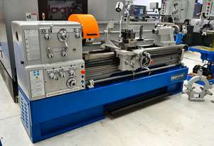Machtech Turner 510-1500 Lathe. Complete with 3-jaw, 4-jaw, DRO, faceplate and more.