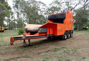Mulchtech MT8000 Mulcher Forestry Equipment