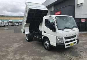Mitsubishi Canter 715 Wide Tipper Truck