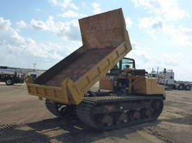 MOROOKA MST1500 Crawler Dumper Carrier MACHWL - picture2' - Click to enlarge