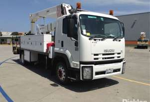 Isuzu 2008   FTR900 Long