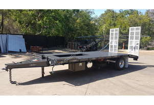 New 2020 FWR Single Axle Tag Trailer