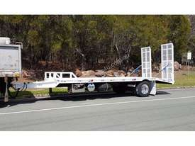 New 2021 FWR Single Axle Tag Trailer  - picture0' - Click to enlarge