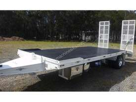 New 2021 FWR Single Axle Tag Trailer  - picture1' - Click to enlarge