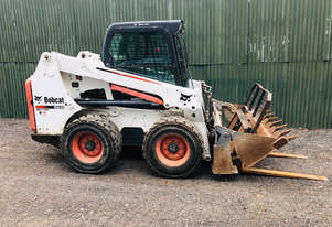 Bobcat   S630 Skid Steer Loader
