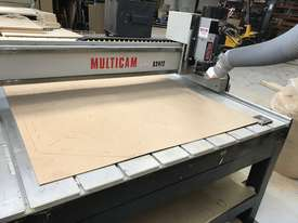 Multicam CNC router - picture0' - Click to enlarge