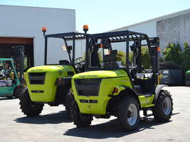 Rough Terrain Forklift TH-120-350 All Wheel Drive - picture7' - Click to enlarge