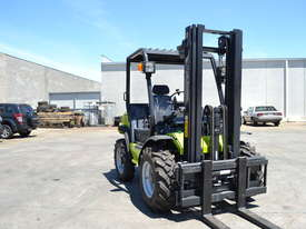 Rough Terrain Forklift TH-120-350 All Wheel Drive - picture8' - Click to enlarge
