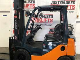 TOYOTA FORKLIFTS 32-8FG18 15003 - picture0' - Click to enlarge